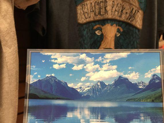 Glacier National Park t-shirts