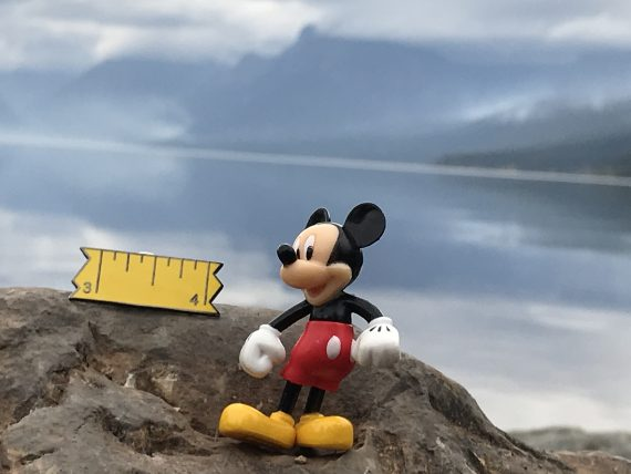 Disney and Lake McDonald