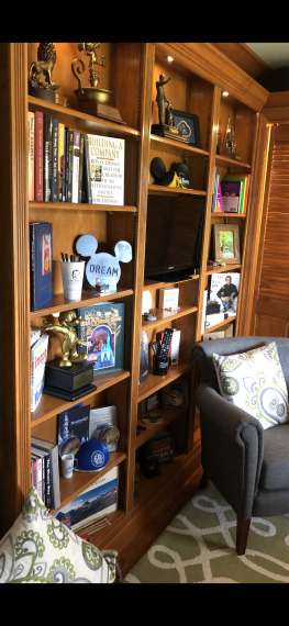 Disney Speakers office