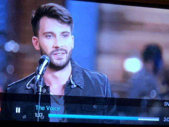 the voice show screenshot