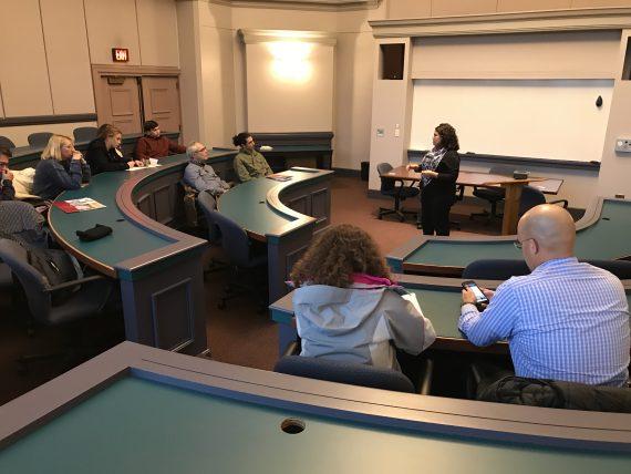 Muhlenberg College tour