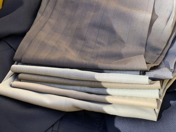 Dress pants Goodwill donations