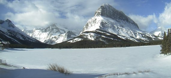 Glacier National Park webcam