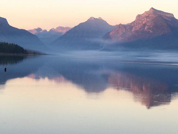 Lake McDonald Glacier