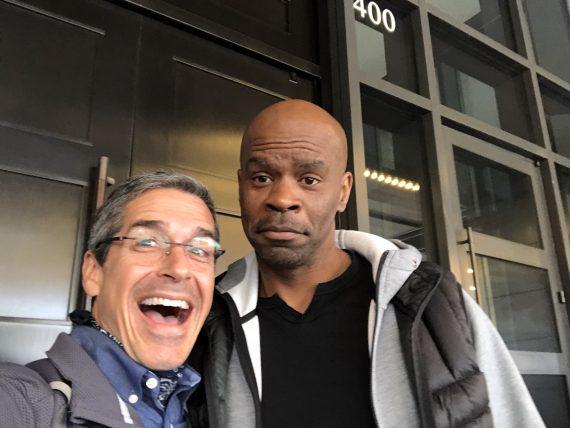Michael Jr and jeff noel