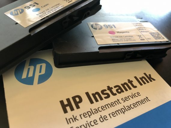 HP Instant Ink program