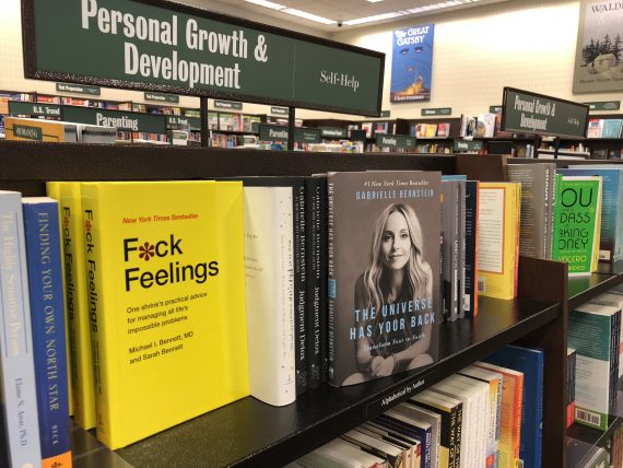 Barnes and Noble book store photo