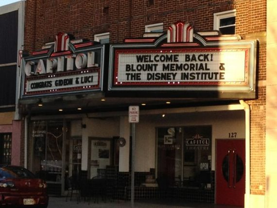 Capital Theater Tennessee