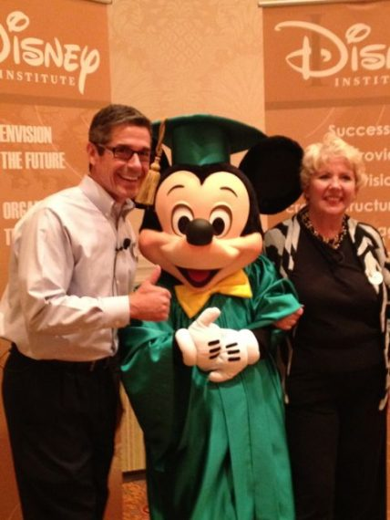 Disney Institute Leadership Speaker