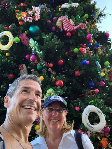 Disney Cruise Line in late December