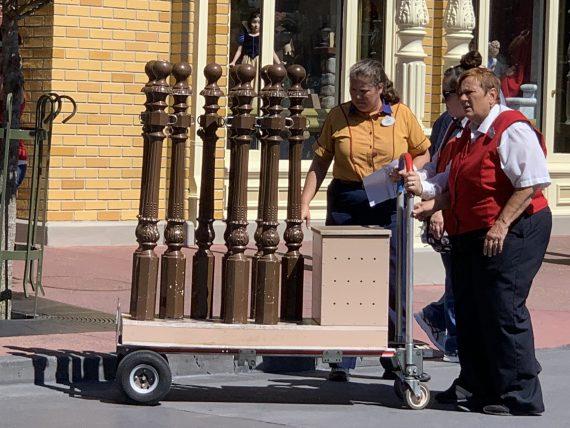 Disney Parade control