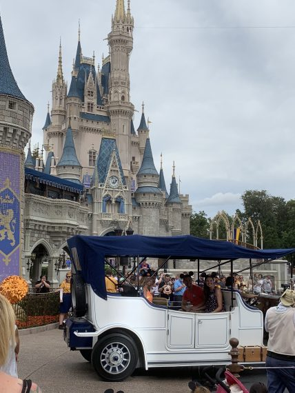 Disney parade grand marshalls