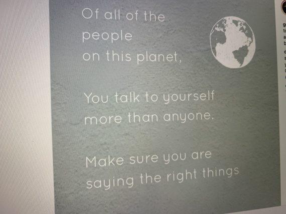 self-talk wisdom