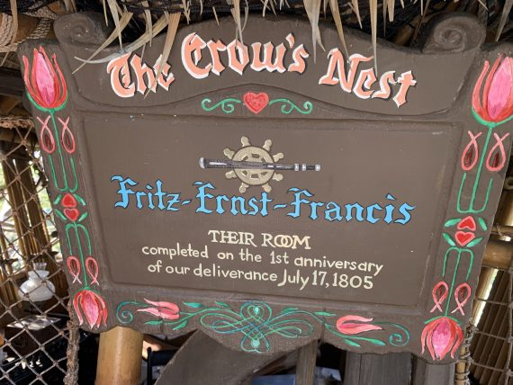 The Crow's Nest Adventureland