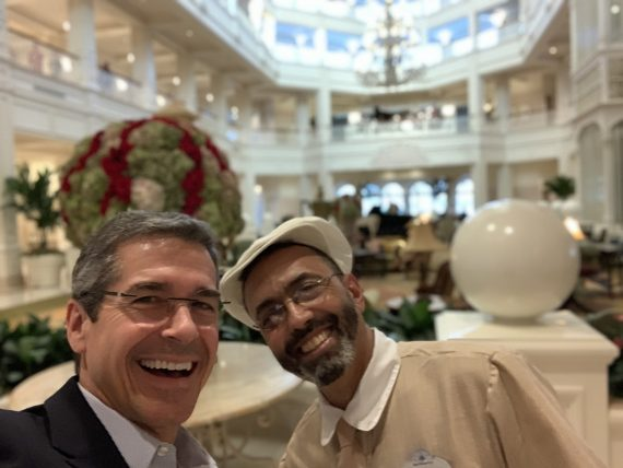 Disney Keynote Speaker at Grand Floridian
