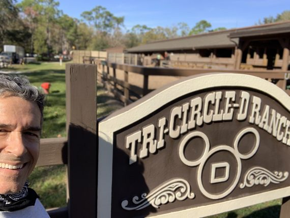 Tri Circle D Ranch at Disney World