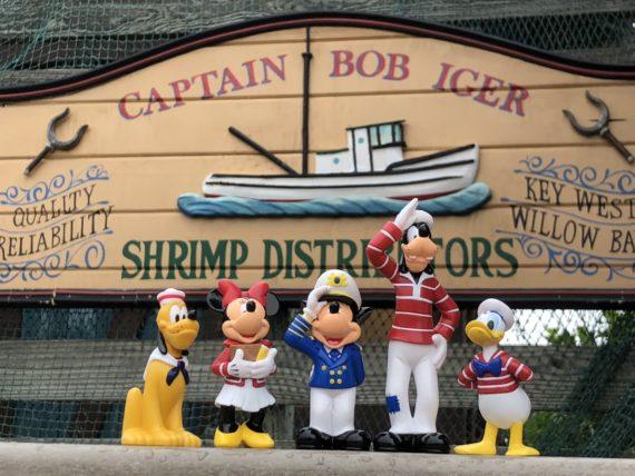 Bob Iger Castaway Cay sign
