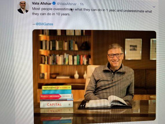 Bill Gates wisdom