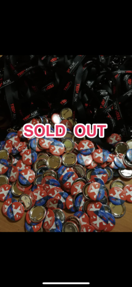 TEDxAUK sold out