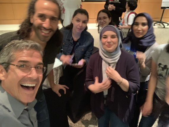 TEDxAUK speakers 2019