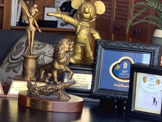 Disney Cast Service Awards