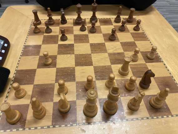 Check in Chess
