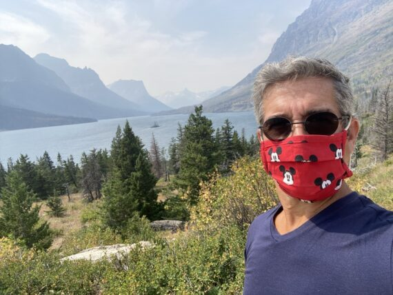 Jeff noel at mountain lake