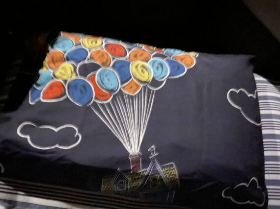 Pixar UP pillow case