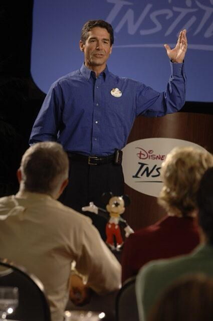 Disney Institute Speaker Jeff Noel