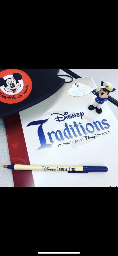 Disney traditions or o'clock