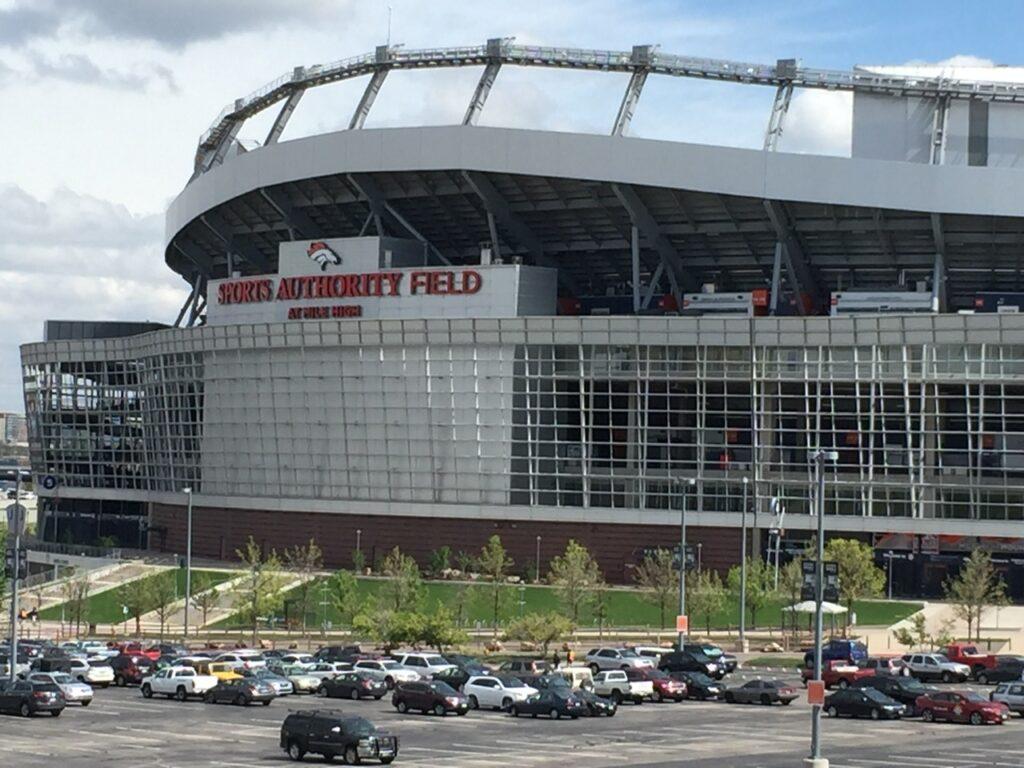 Denver football stadium
